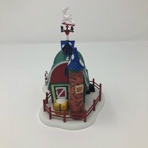 Department 56 Holiday - Department 56 North Pole Petting Zoo